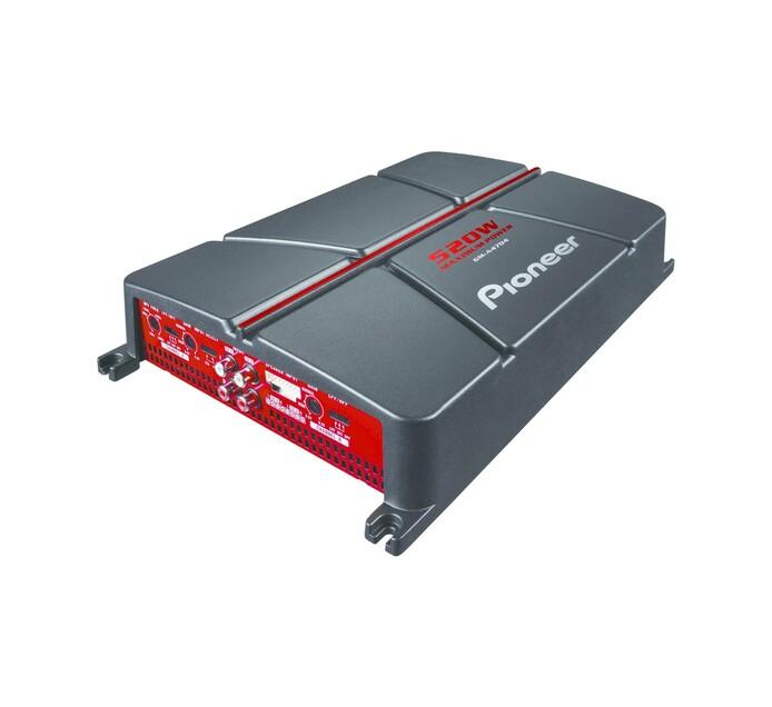 PIONEER 4 Channel 520 W Amplifier