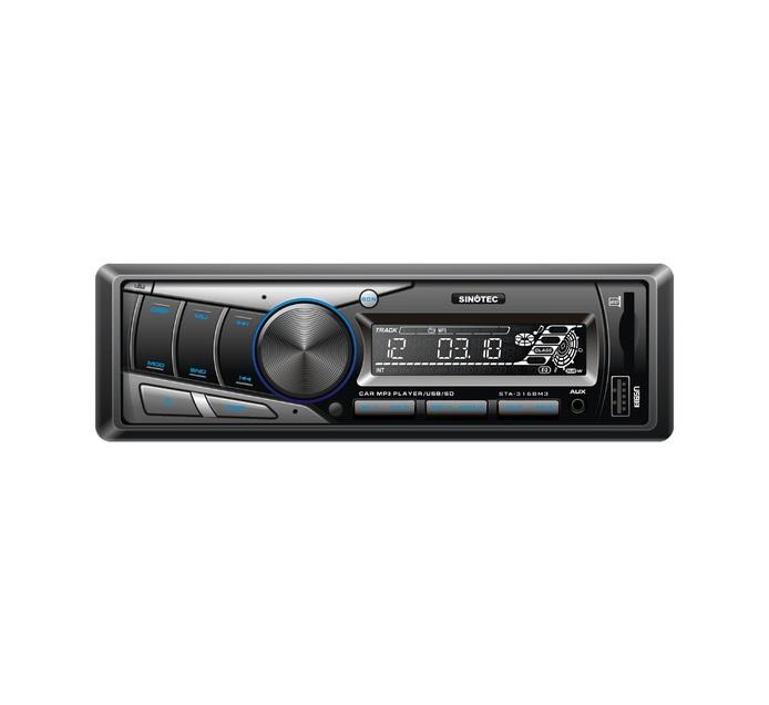 SINOTEC USB/SD/MMC Car Radio
