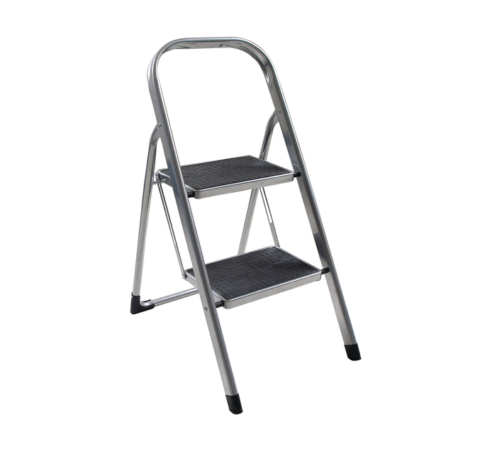 ARMOUR 2 STEP FOLDING LADDER