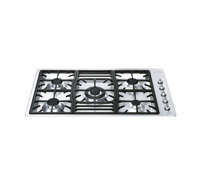 SMEG 900 mm 5 Burner Gas Hob