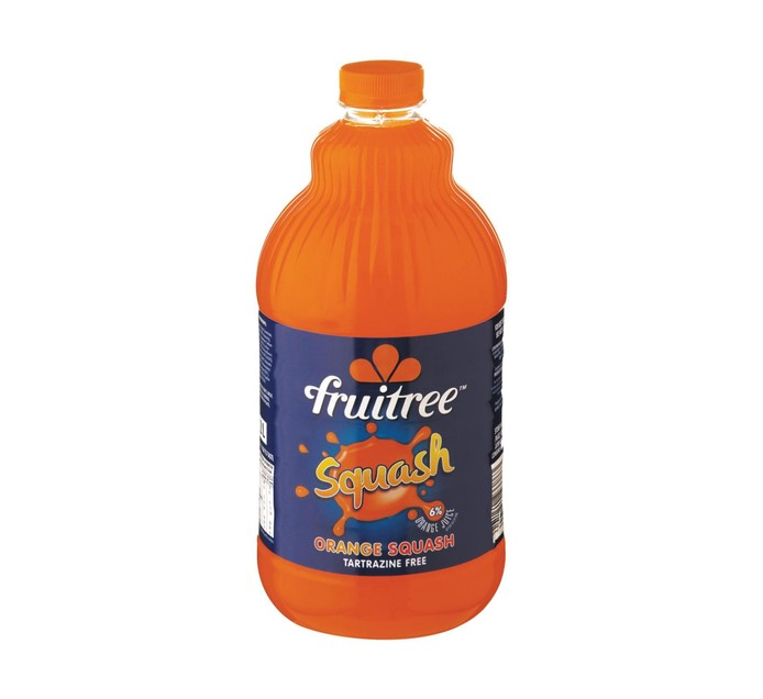 FRUITREE 1 x 2lt Concentrate Squash