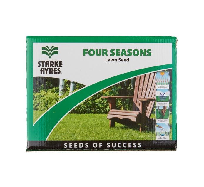STARKE AYRES 500g 4 Seasons Lawn Seed