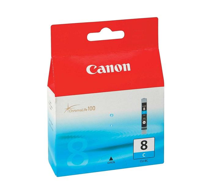 CANON CLI-8 Cyan Ink Cartridge