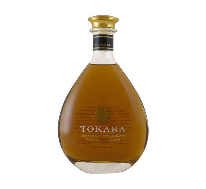 TOKARA Potstill Brandy (1 x 750ml)