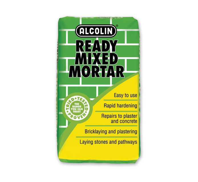 ALCOLIN READY MIXED MORTAR 20KG