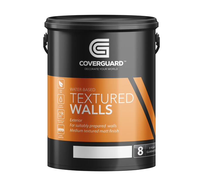 COVERGUARD TEXTURED WALLS 5L
