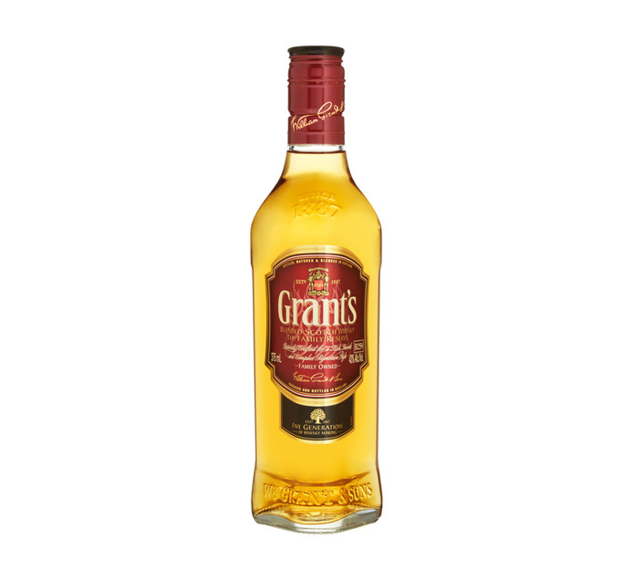GRANTS Family Reserve Whisky (1 x 375ml)