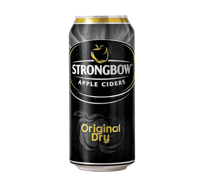 STRONGBOW Dry Can (24 x 440ml)