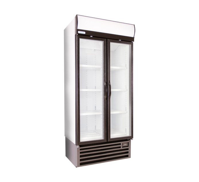 STAYCOLD 607 l Hinged Double Door Fridge