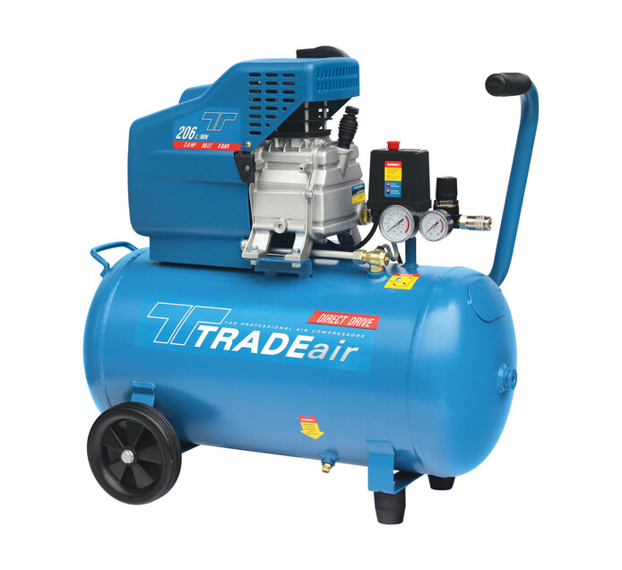 TRADEAIR 50l 1.5kW Compressor