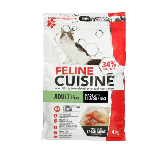 FELINE CUISINE Cat Food (All variants) (1 x 4kg)