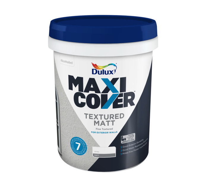 DULUX 20L Textured Matt Earth Stone 20L