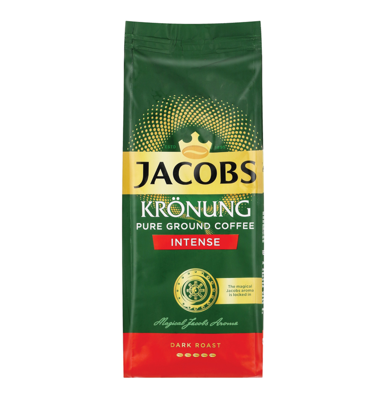 Jacobs Kronung Ground Coffee Intense (1 X 250g)