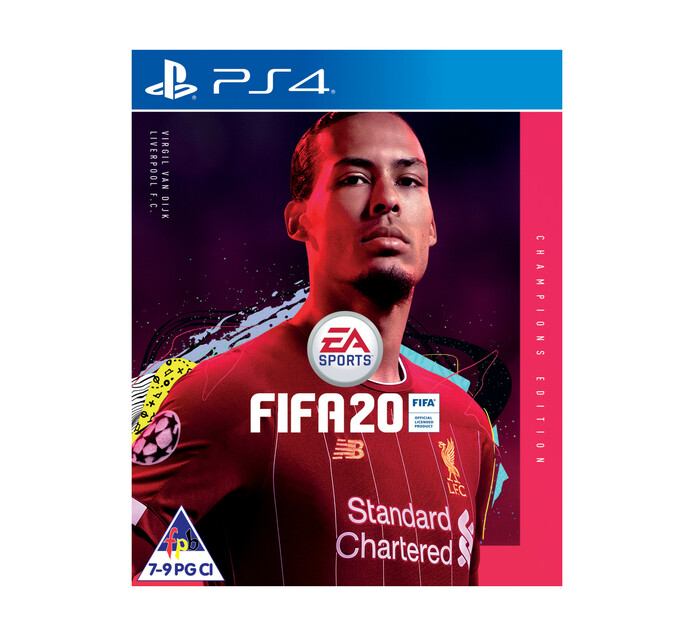 PS4 Fifa 20 Champions Edition (Available 27 09 2019)