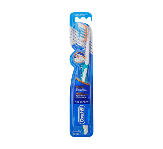 ORAL B Pro-Expert Clinic Line Soft (1 x 1's)