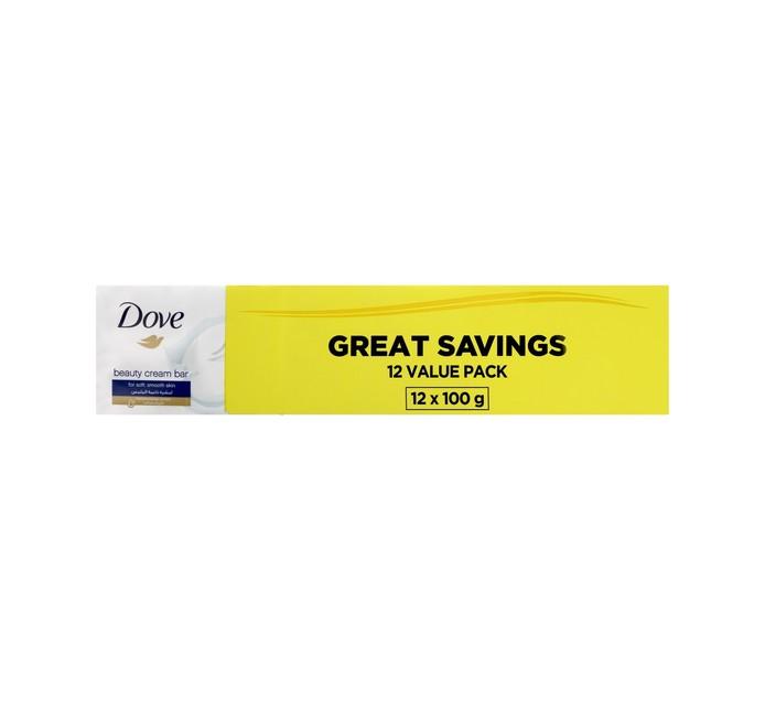 DOVE Cream Bar Original (12 x 100g)