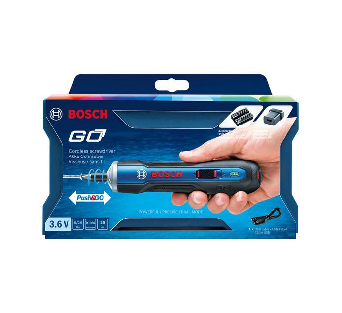 BOSCH 3.6 V Smart Screwdriver Kit