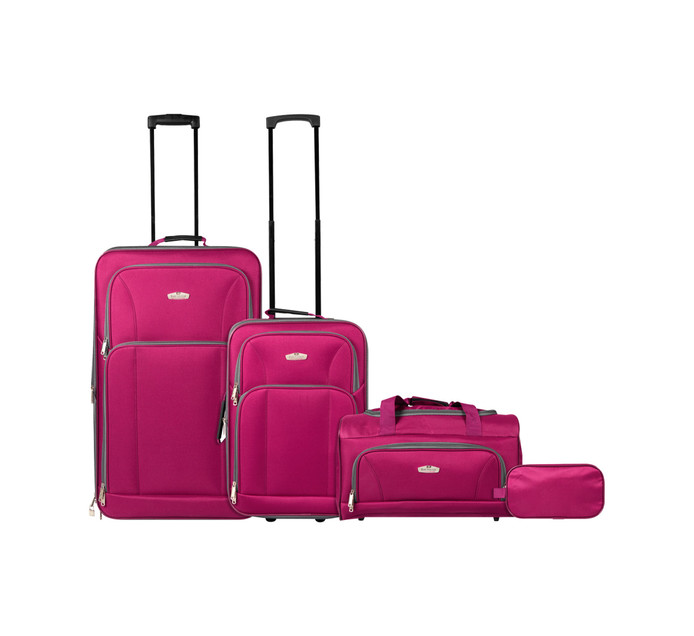 BONVOYAGE 4 Piece Luggage Set