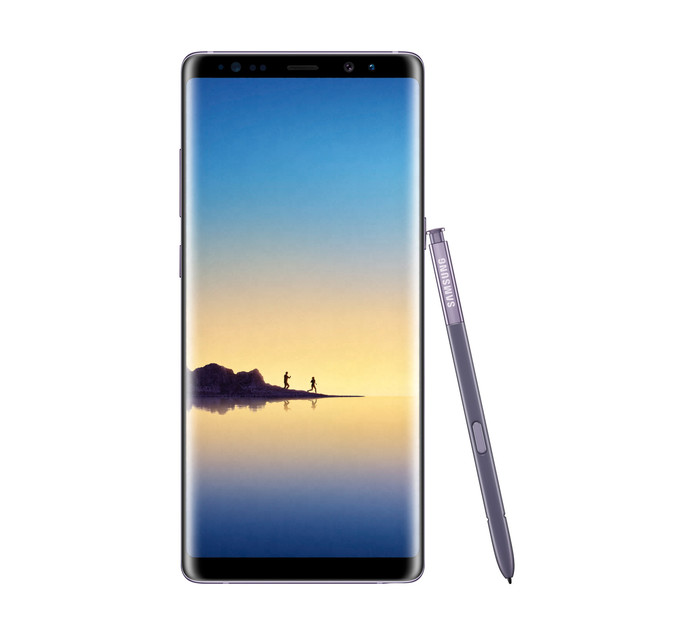 VSP SAMSUNG GALAXY NOTE 8 GREY