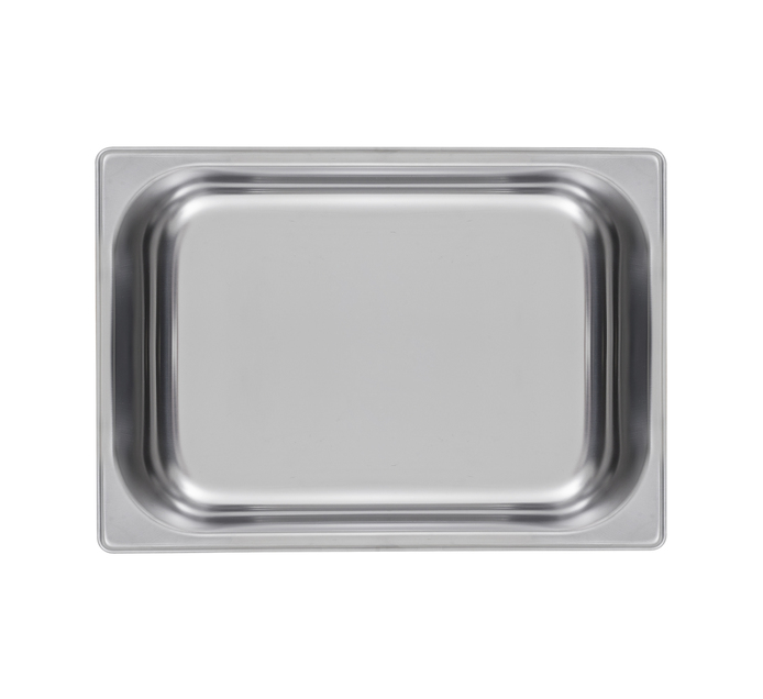 STEELKING 65mm Chafing Dish Insert Stainless Steel
