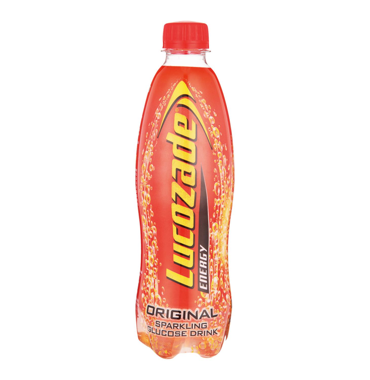 Lucozade Energy Drink Original (6 x 500ml)
