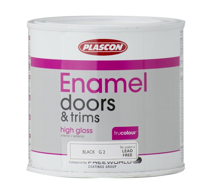 PLASCON 500ML Enamel Paint
