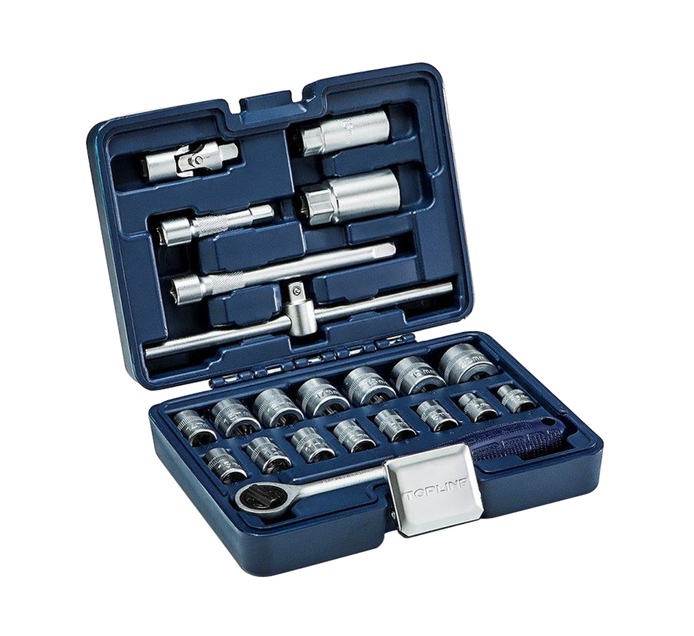 TOPLINE 22 PC Socket Set