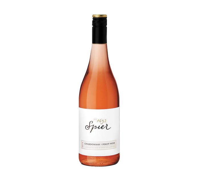 SPIER Signature Collection Chardonnay/Pinot Noir 2019 (1 x 750ml)