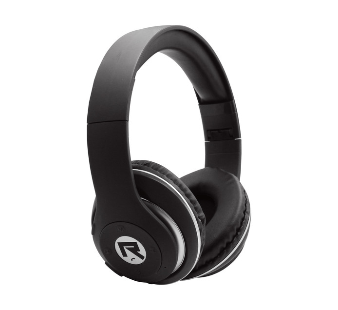 ROCKA Bluetooth Headphone Black SONIC