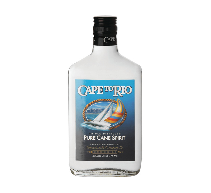 CAPE TO RIO Cane (12 x 375ml)