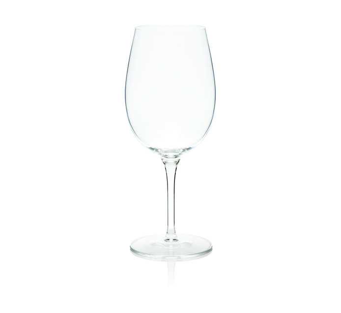 HOME LIVING 4 Pack Crystal Red Wine