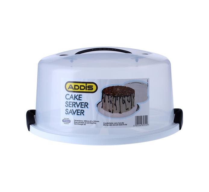 ADDIS Cake Server Saver