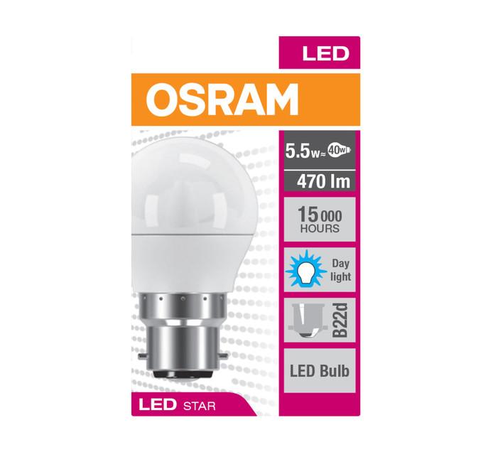 OSRAM 5.5 W LED Golfball