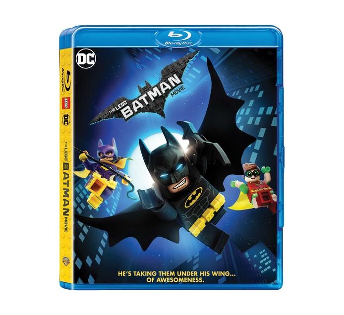 Lego: Batman Movie Bd
