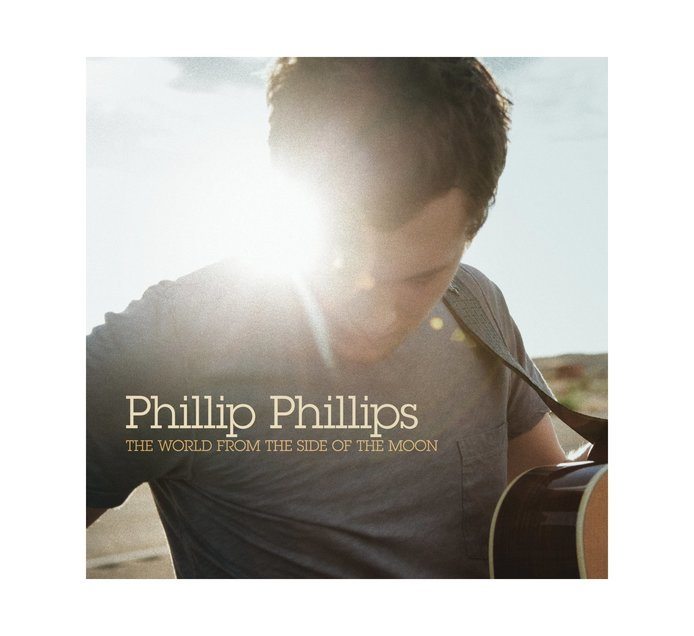 Phillips World From The Side Of Moon CD