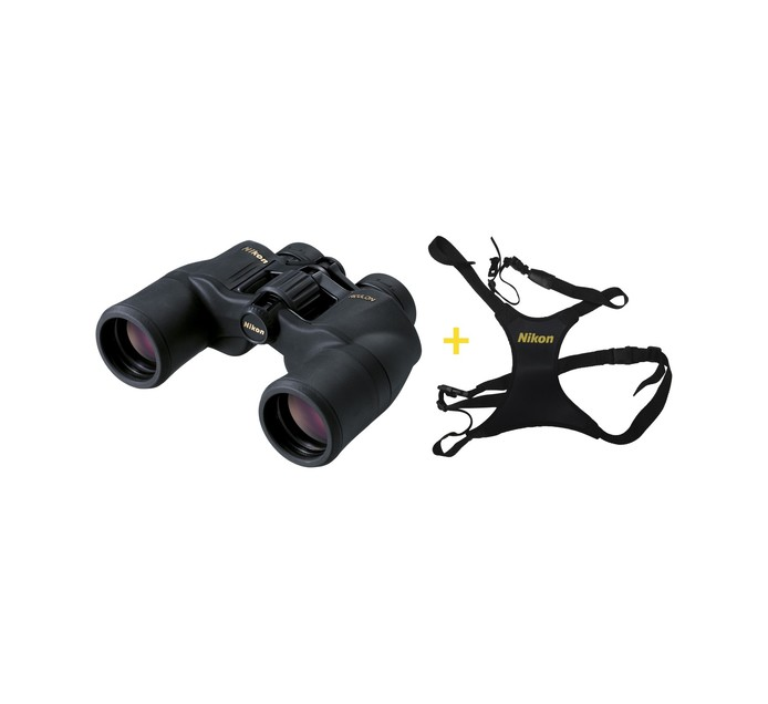 NIKON Aculon A211 10x42 plus Harness