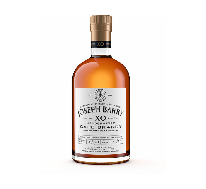 9999JOSEPH BARRY XO BRANDY 750ML
