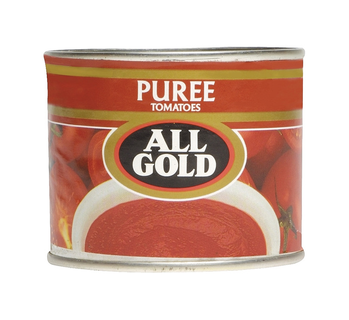 ALL GOLD Tomato Puree (6 x 215g)