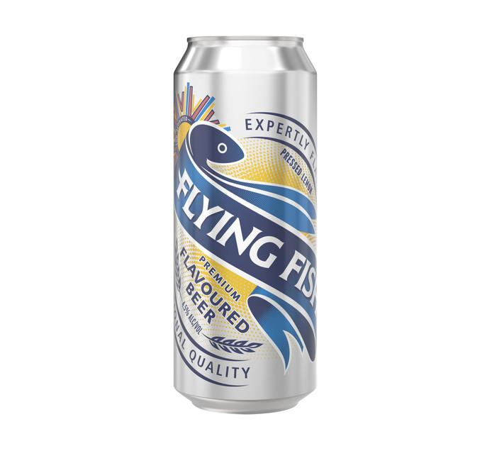 FLYING FISH Flying Fish Pressed Lemon Can (24 x 500ml)
