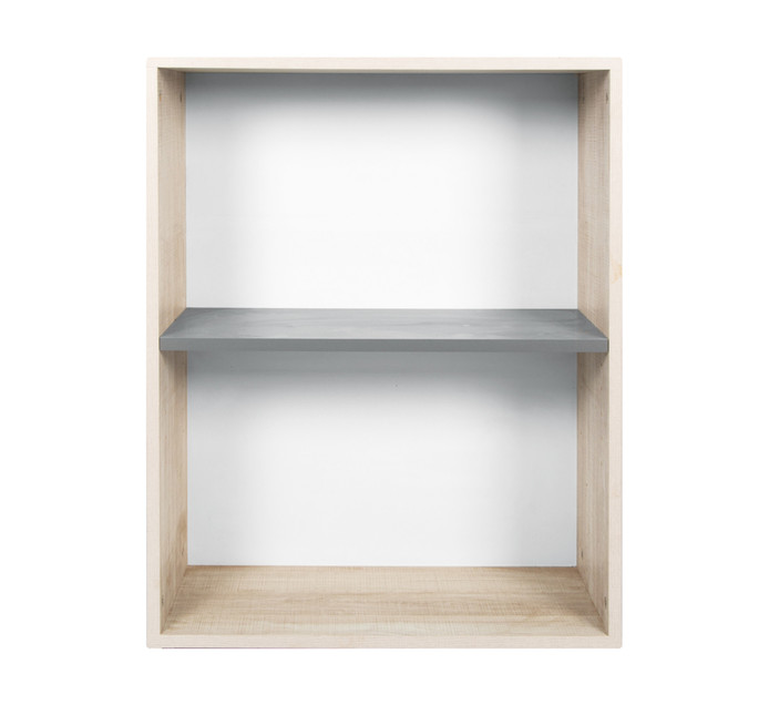 Munich 2 Tier Bookcase