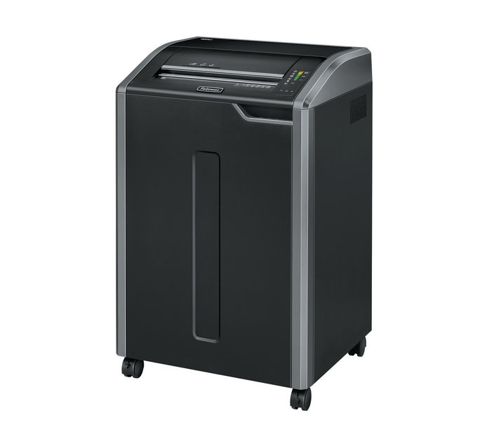 FELLOWES 485i 38 Sheet Strip Cut Continuous Shredder 100% Jam Proof 485i