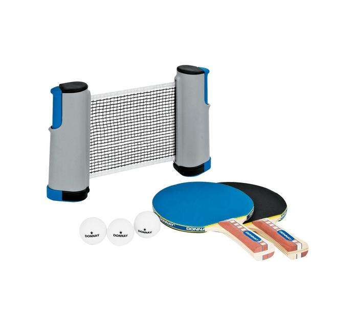 DONNAY Play Anywhere Table Tennis Set