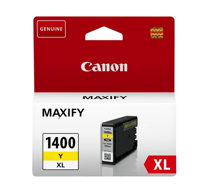 CANON PGI-1400XL Yellow Ink Cartridge