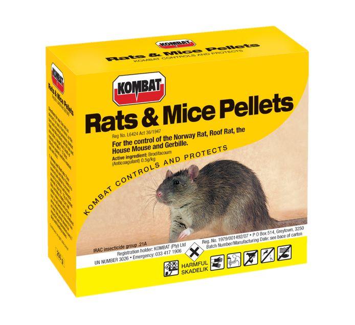 STARKE AYRES Rates and Mice