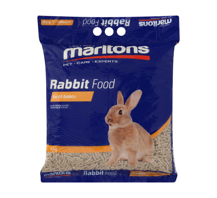 MARLTONS Rabbit Pellets (1 x 4kg)
