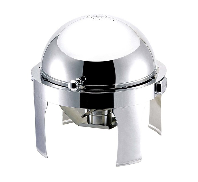 380 mm Round Contemporary Chafer
