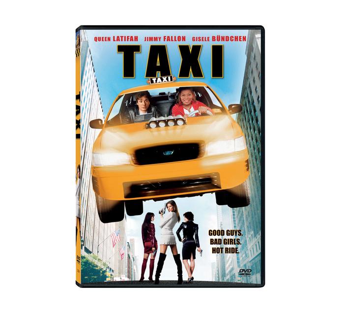 Taxi DVD