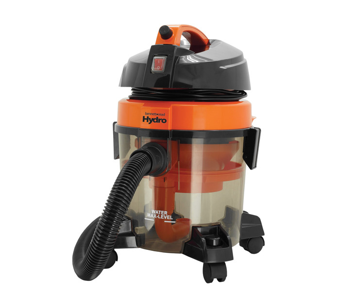 BENNETT READ 1400 W Water Filtration Vacuum Cleaner