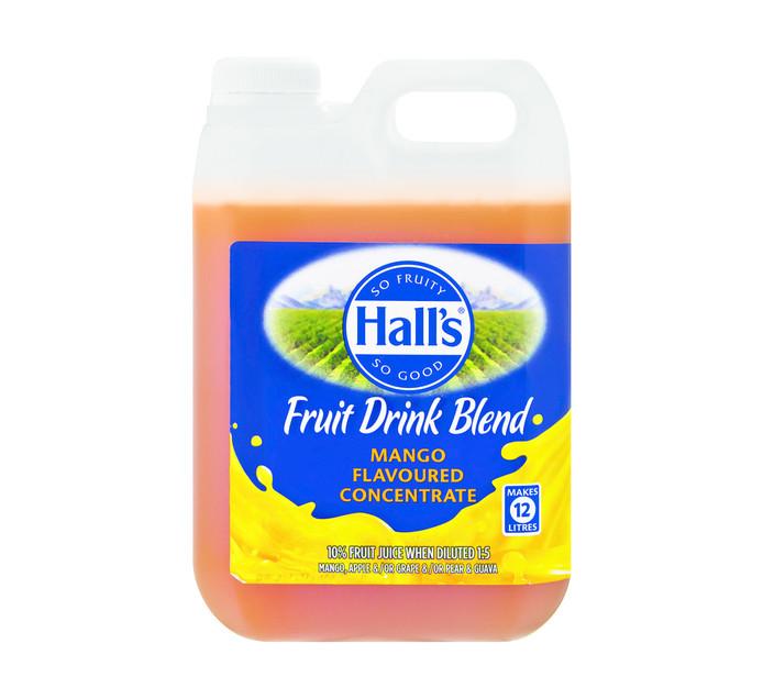 HALLS 1 x 2L Fruit Juice