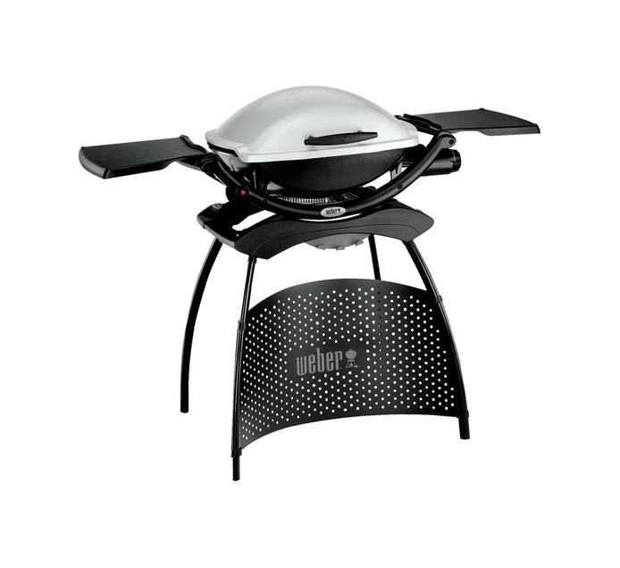 WEBER Q2000 Gas Grill and Stand